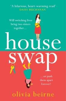 Olivia Beirne: House Swap, Buch