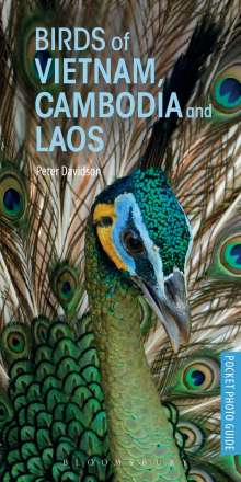 Peter Davidson: Birds of Vietnam, Cambodia and Laos, Buch
