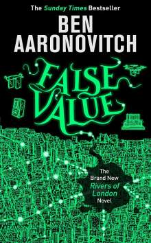 Ben Aaronovitch: False Value, Buch