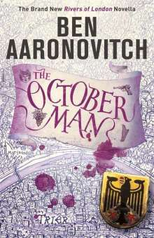 Ben Aaronovitch: The October Man, Buch