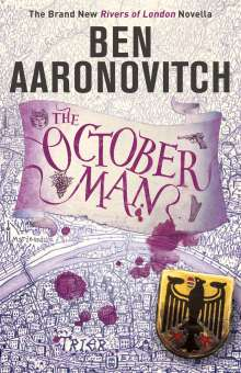 Ben Aaronovitch: The October Man, Buch