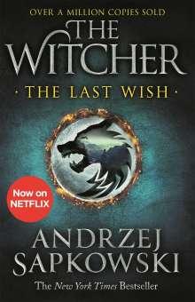 Andrzej Sapkowski: The Last Wish. Netflix Tie-In, Buch