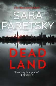 Sara Paretsky: Dead Land, Buch