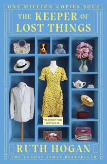 Ruth Hogan: The Keeper of Lost Things, Buch