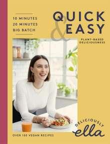 Mills (Woodward), Ella: Deliciously Ella Quick & Easy, Buch