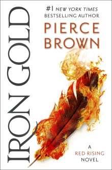 Pierce Brown: Iron Gold, Buch