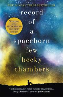 Becky Chambers: Record of a Spaceborn Few, Buch