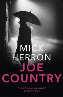 Mick Herron: Joe Country, Buch