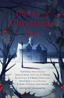 Neil Gaiman: Ghosts of Christmas Past, Buch