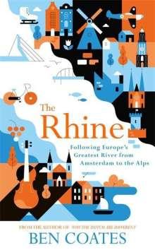 Ben Coates: The Rhine, Buch