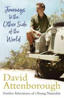 David Attenborough: Journeys to the Other Side of the World, Buch