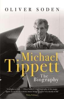 Oliver Soden: Michael Tippett, Buch