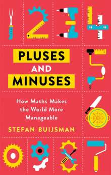 Stefan Buijsman: Pluses and Minuses, Buch