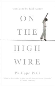 Philippe Petit: On the High Wire, Buch