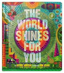 Jeffrey Burton: The World Shines for You, Buch