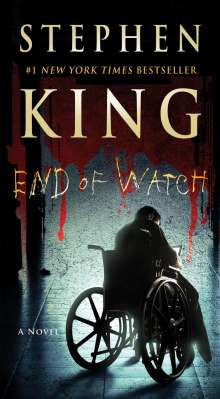 Stephen King: End of Watch, Buch