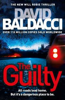 David Baldacci (geb. 1960): The Guilty, Buch