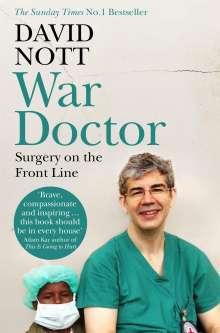 David Nott: War Doctor, Buch