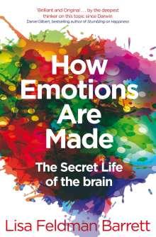Lisa Feldman Barrett: How Emotions Are Made, Buch