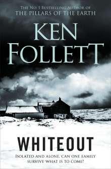 Ken Follett: Whiteout, Buch