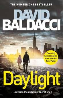 David Baldacci (geb. 1960): Daylight, Buch