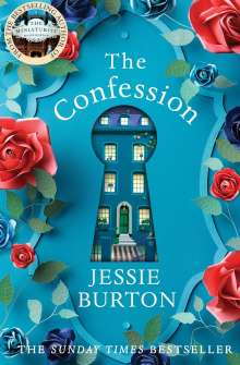 Jessie Burton: The Confession, Buch