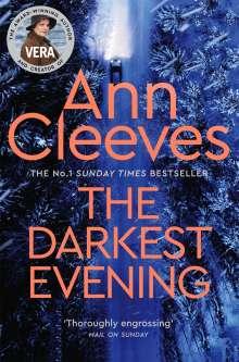 Ann Cleeves: The Darkest Evening, Buch