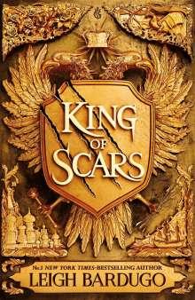 Leigh Bardugo: King of Scars, Buch
