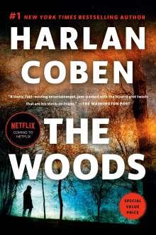 Harlan Coben: The Woods, Buch