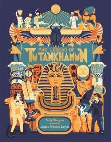 Sally Jane Morgan: The Legend of Tutankhamun, Buch
