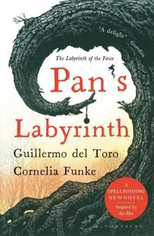 Guillermo Del Toro: Pan's Labyrinth, Buch