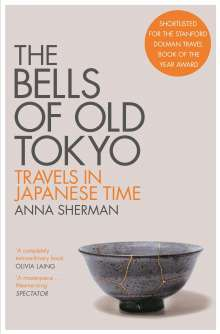 Anna Sherman: The Bells of Old Tokyo, Buch