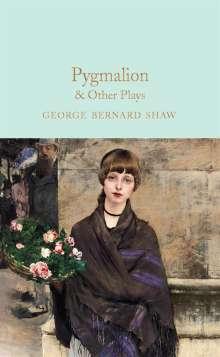 George Bernard Shaw: Pygmalion & Other Plays, Buch