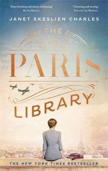 Janet Skeslien Charles: The Paris Library, Buch