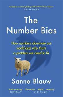 Sanne Blauw: The Number Bias, Buch