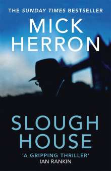Mick Herron: Slough House, Buch