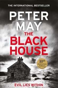 Peter May: The Blackhouse, Buch