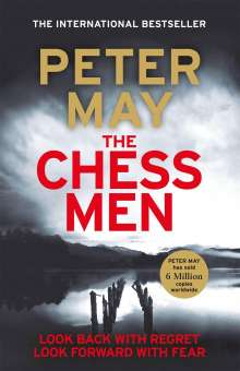 Peter May: The Chessmen, Buch