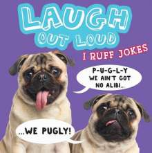 Jeffrey Burton: Laugh Out Loud I Ruff Jokes, Buch