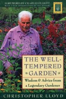 Christopher Lloyd: Well-Tempered Garden, Buch