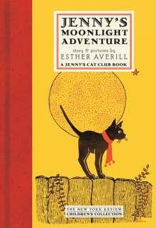Esther Averill: Jenny's Moonlight Adventure, Buch