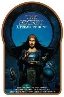 Byron Preiss: Secret, Buch