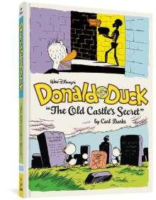 "Carl Barks: Walt Disney's Donald Duck: ""The Old Castle Secret"", Buch"