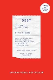 David Graeber: Debt, Buch