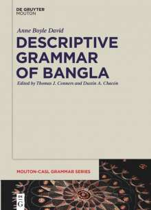 Anne Boyle David: Descriptive Grammar of Bangla, Buch