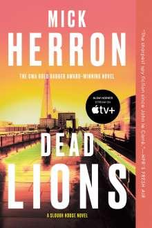 Mick Herron: Dead Lions, Buch