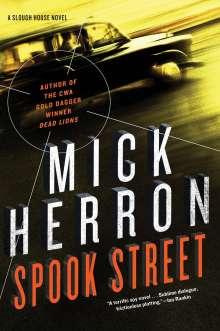 Mick Herron: Spook Street, Buch