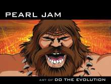 Joe Pearson: Pearl Jam: Art of Do the Evolution, Buch