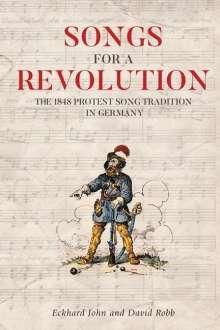 Eckhard John: Songs for a Revolution, Buch