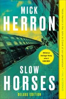 Mick Herron: Slow Horses (Deluxe Edition), Buch